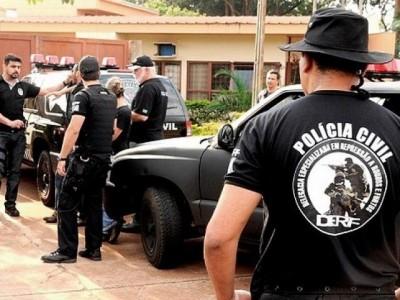Governo diz não ter sido notificado de decisão que obriga a retomar concurso da polícia civil