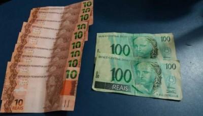 Adolescentes pagam pizzaria com notas falsas e acabam detidos em Nova Andradina
