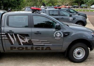 DOF prende homem com 42 quilos de maconha em Deodápolis