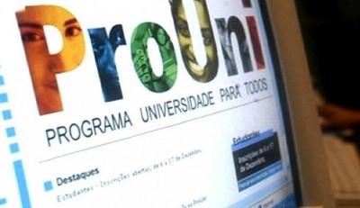 Prouni do primeiro semestre abrirá inscrições em 29 de janeiro