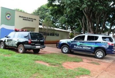 Filho é preso após ameaçar mãe de morte em Deodápolis