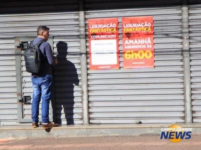 """Liquidação de janeiro tenta recuperar período de """"vacas magras\' em lojas"""
