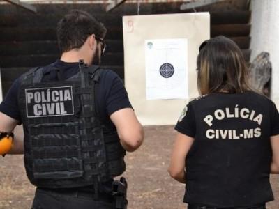 Justiça determina a retomada de concurso da Polícia Civil em até 10 dias em MS