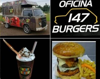 Food Trucks Oficina 147 Burgers e Doctor ICE estão no sábado em Vicentina e domingo em Jateí