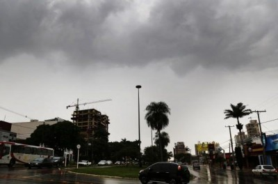 Meteorologia prevê chuva forte em pontos isolados de MS neste fim de semana