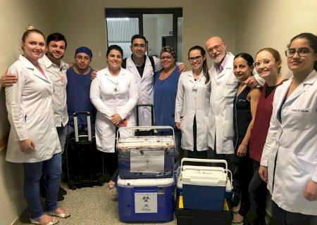 1170d1b2b 6 pessoas serão beneficiadas com nova captação de órgãos realizada no  Hospital da Vida em Dourados