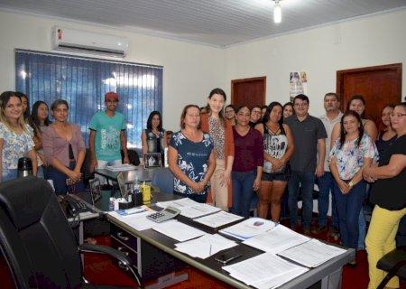 Prefeitura de Vicentina e Central Energética Vicentina assinam termo de parceria para Programa Jovem Aprendiz