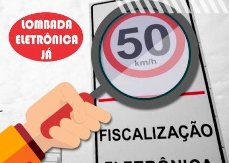 População de Vicentina fará manifestação na sexta-feira para pedir lombadas na BR-376 no Altos do Barreirão