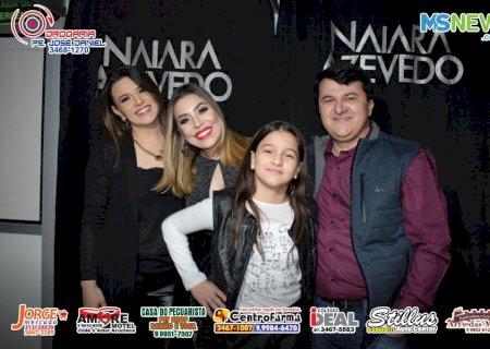 Vicentina 32 anos: Confira as fotos do Camarim e Camarotes do Show da Naiara Azevedo