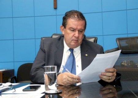 Deputado Eduardo Rocha parabeniza município de Vicentina pelos seus 32 anos de criação