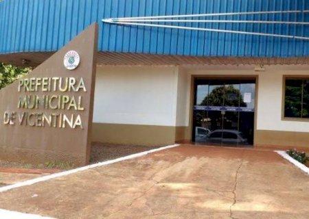 Prefeitura de Vicentina abre processo seletivo com várias vagas