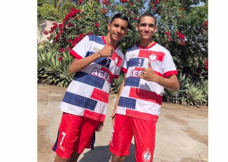 Dois jogadores de equipes de Vicentina disputam Torneio Internacional em SP