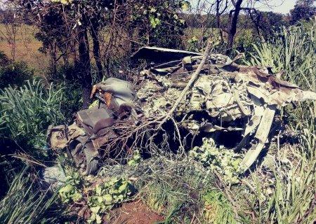 Três pessoas morrem em grave acidente entre Nova Casa Verde e Nova Alvorada do Sul