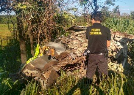 Mulher, feto de 7 meses e adolescente morrem em colisão entre carro e carreta entre Nova Alvorada e Casa Verde
