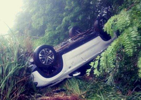Dois acidentes são registrados na região de Nova Alvorada do Sul