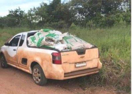 Agricultor, que mora em Ponta Porã, é multado em R$ 50 mil por contrabando de agrotóxicos