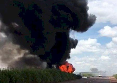 Nova Alvorada: Motorista que morreu em acidente na BR-267 tinha 29 anos e era de Sergipe