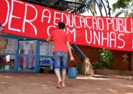 Alunos da UFMS são intimados pela PF por protesto contra corte de verbas
