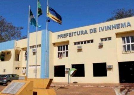 Termina no dia 9 de março inscrição de concurso de Ivinhema para 121 vagas