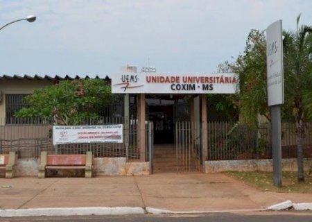 UEMS encerra nesta sexta-feira seleção para professores em Ivinhema e Coxim