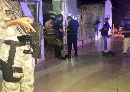 Casa de vereadora na fronteira é alvejada a tiros por pistoleiros