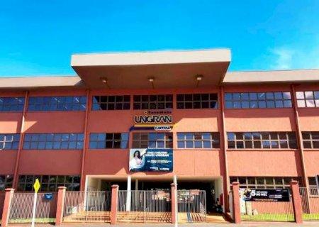 Suspeita de vírus em aluno leva Unigran a suspender aulas presenciais