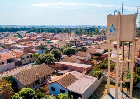 Sanesul amplia sistema de esgotamento sanitário em Nova Andradina