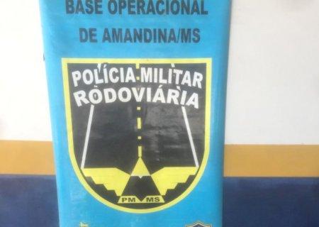 Cinco são presos com 54 tabletes de maconha na BR-376 em Ivinhema