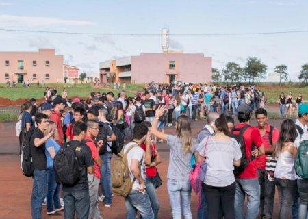 Aulas na UFGD estão suspensas até o dia 15 de abril