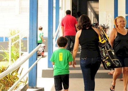 Suspensão de aulas de escolas estaduais começa nesta segunda
