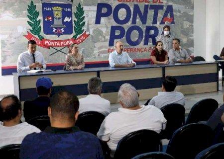 Prefeito de Ponta Porã admite reduzir regras e liberar comércio se vírus não se espalhar