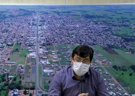 Terceiro em casos de coronavírus em MS, Nova Andradina já tem 100% de cura