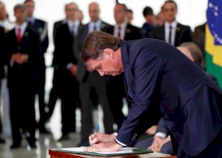 Bolsonaro sanciona com vetos lei de créditos para micro e pequenas empresas