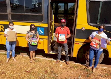SEMED de Vicentina desenvolve ações de Interação Remota entre Escolas & Família durante pandemia