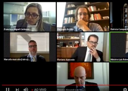Após ação contra fake news, Alexandre de Moraes participa de debate sobre liberdade de imprensa