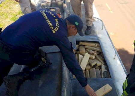 Juti: Tanque escondia 5,9 toneladas de maconha em meio a óleo vegetal