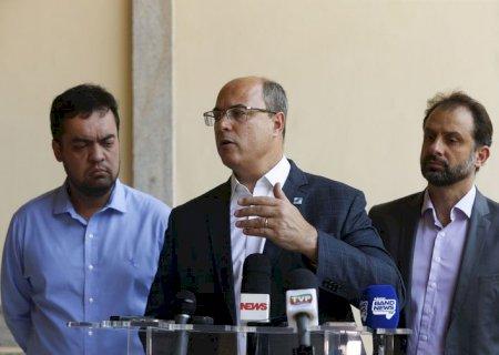 Investigado por corrupção na Saúde, Witzel pede ao STJ para depor à PF