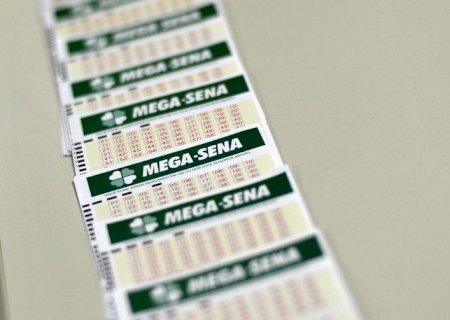 Mega-Sena sorteia nesta quarta-feira (27) prêmio de R$ 33 milhões