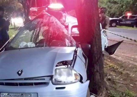 Motorista causa acidente com morte e vai preso por embriaguez em MS