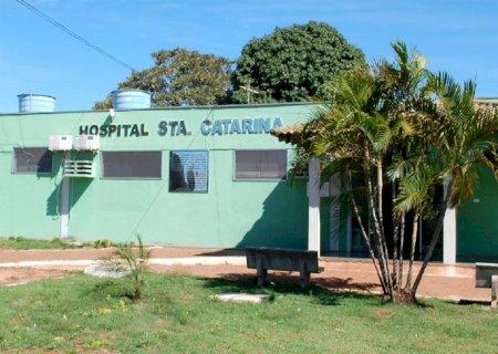 Hospital Santa Catarina vai receber mais de R$ 95 mil para ações no tratamento Covid-19 em Jateí