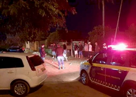 Guarda Municipal acaba com festas de 160 pessoas e 5 vão presos