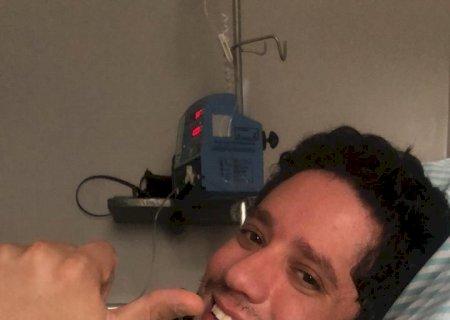 Médico Diretor da UPA sai da UTI e se recupera da Covid-19 em quarto