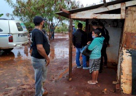 Polícia acredita que discussão teria motivado assassinato em comunidade de Dourados