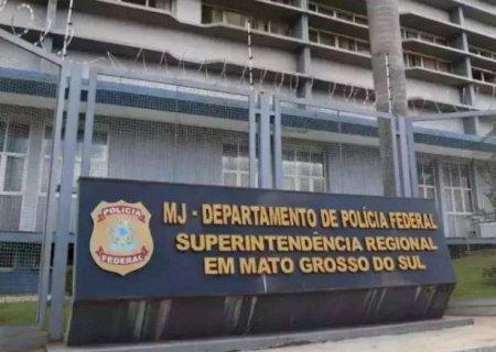 Em Campo Grande, dois policiais federais são diagnosticados com coronavírus