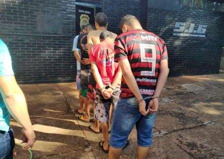 Polícia desmonta quadrilha formada por presos soltos na pandemia