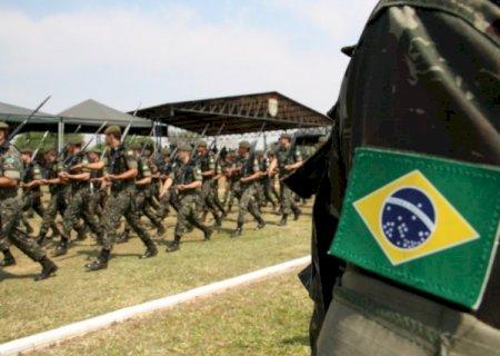 Exército abre 41 vagas para nível superior, com salários iniciais de R$ 8,2 mil