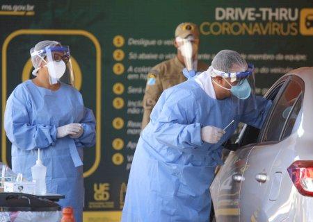 Dourados tem 186 novos casos de coronavírus em apenas 1 dia