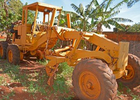 Prefeitura de Fátima do Sul vai realizar leilão de máquinas e veículos no dia 10 de agosto