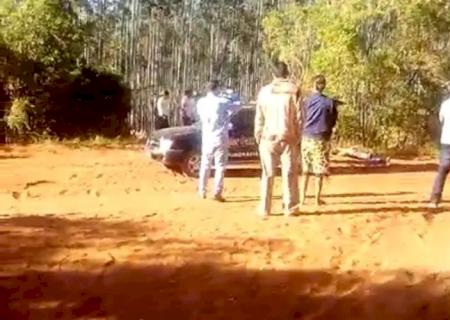 Homem é encontrado morto na região de fronteira com ferimentos na cabeça