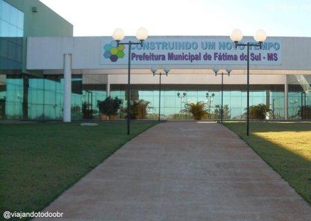 Fátima do Sul firma contrato de R$ 938 mil para obras de asfalto no Jardim Moriá